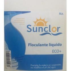 FLOCULANTE LIQUIDO 5 LTRS ECO+