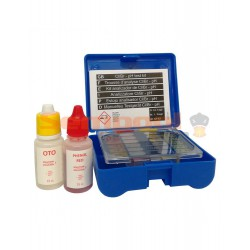 KIT ANALIZADOR CL/BR- PH